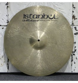 Istanbul Mehmet Cymbale ride usagée Istanbul Mehmet Taditional Rock 20po (2754g)