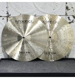 Istanbul Agop Istanbul Agop Jazz Special Edition Hi-hat Cymbals 15in