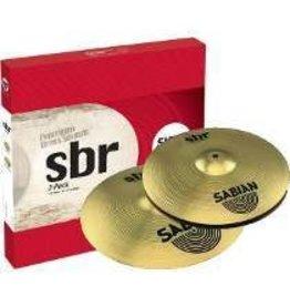 Sabian Ensemble de cymbales Sabian Sbr 2 pack