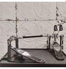 Tama Pédale double usagée Tama Iron Cobra - avec étui