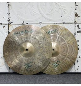 Istanbul Agop Cymbales hi hat Istanbul Agop Signature 14po (806/916g)