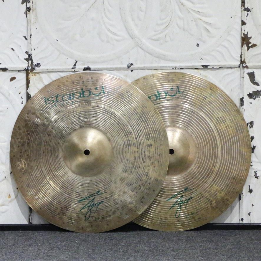 Istanbul Agop Istanbul Agop Signature Hi-Hat Cymbals 14in (806/916g)