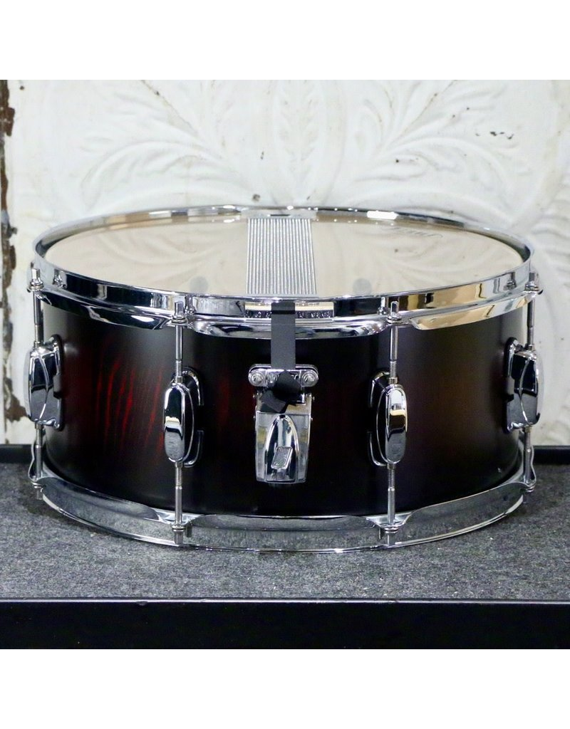 Tama Tama Superstar Classic Maple Snare Drum 14X6.5po - Gloss Garnet Lacebark Pine