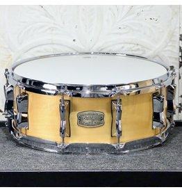 Yamaha Yamaha Stage Custom Snare Drum 14x5.5 - Natural Wood