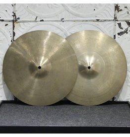 Zildjian Used Zildjian Avedis USA Hi-hat Cymbals 14in (780/1138g)