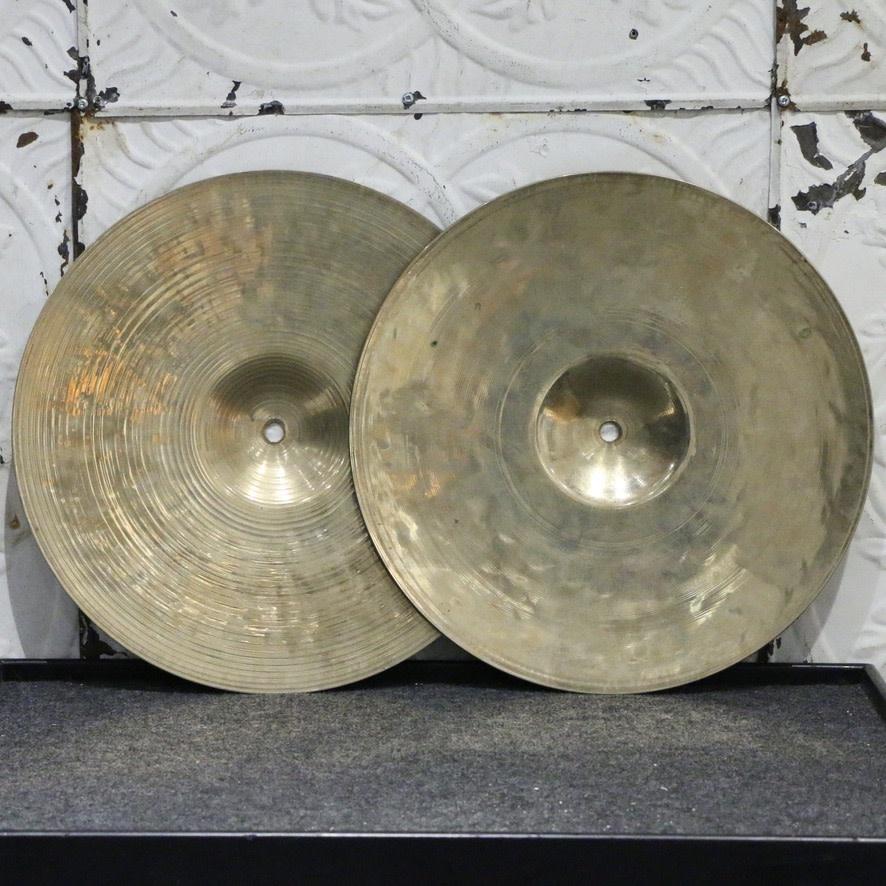 Zildjian Used Zildjian K '80s Hi-hat Cymbals 14in (1004/1324g)