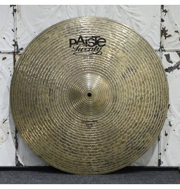 Paiste Cymbale ride usagée Paiste Masters Dark Dry 20po (2490g)