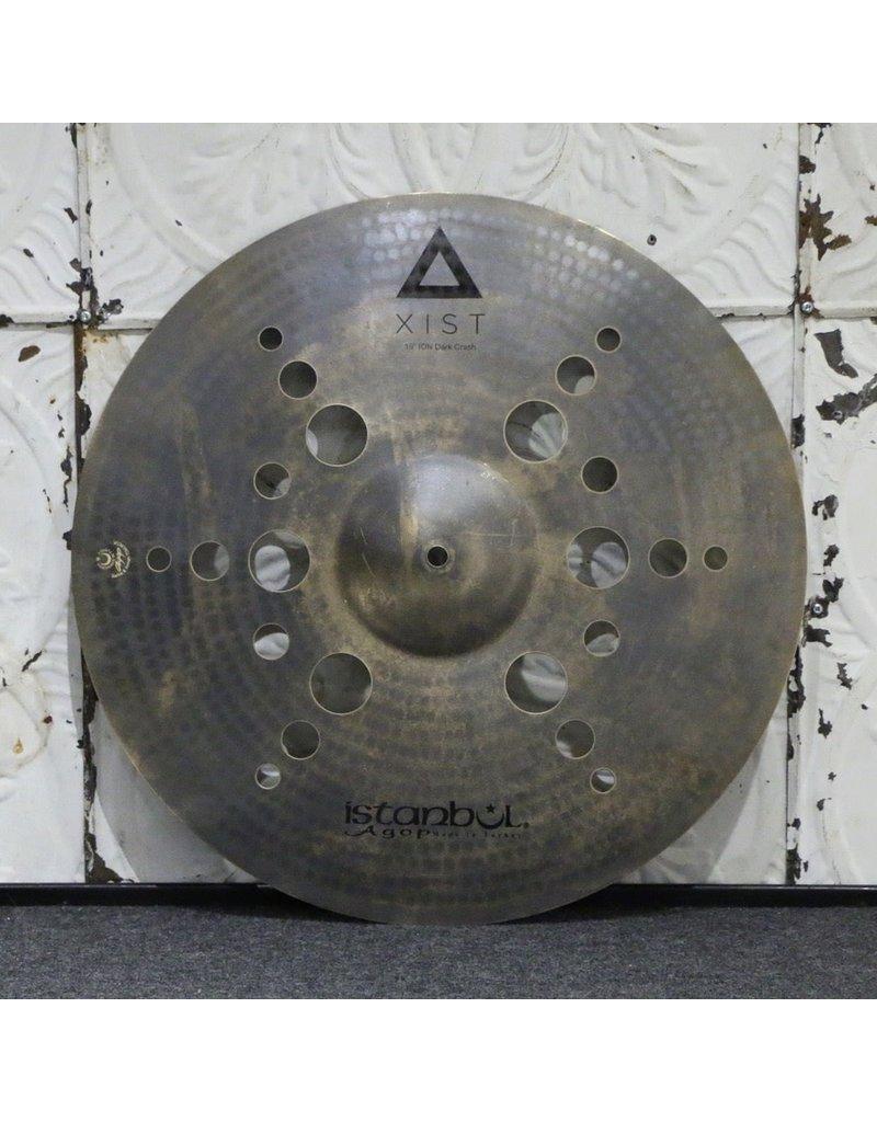 Istanbul Agop Istanbul Agop XIST Dark Crash Cymbal 19in