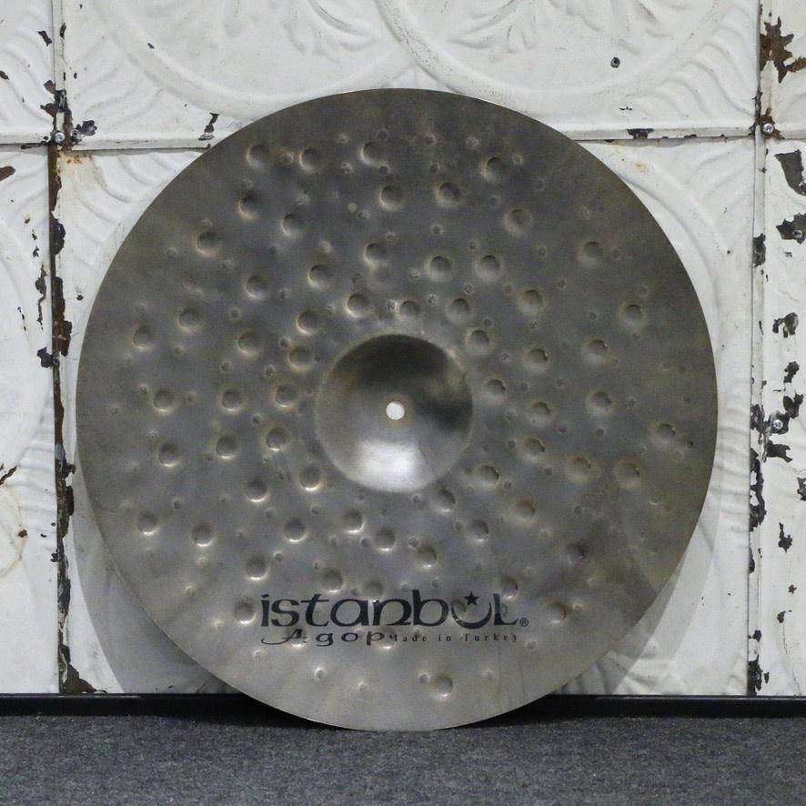 Istanbul Agop Istanbul Agop XIST Dry Dark Crash Cymbal 17po (1014g)