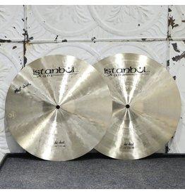 Istanbul Agop Cymbales hi hat Istanbul Agop Mel Lewis 14po (870/1042g)
