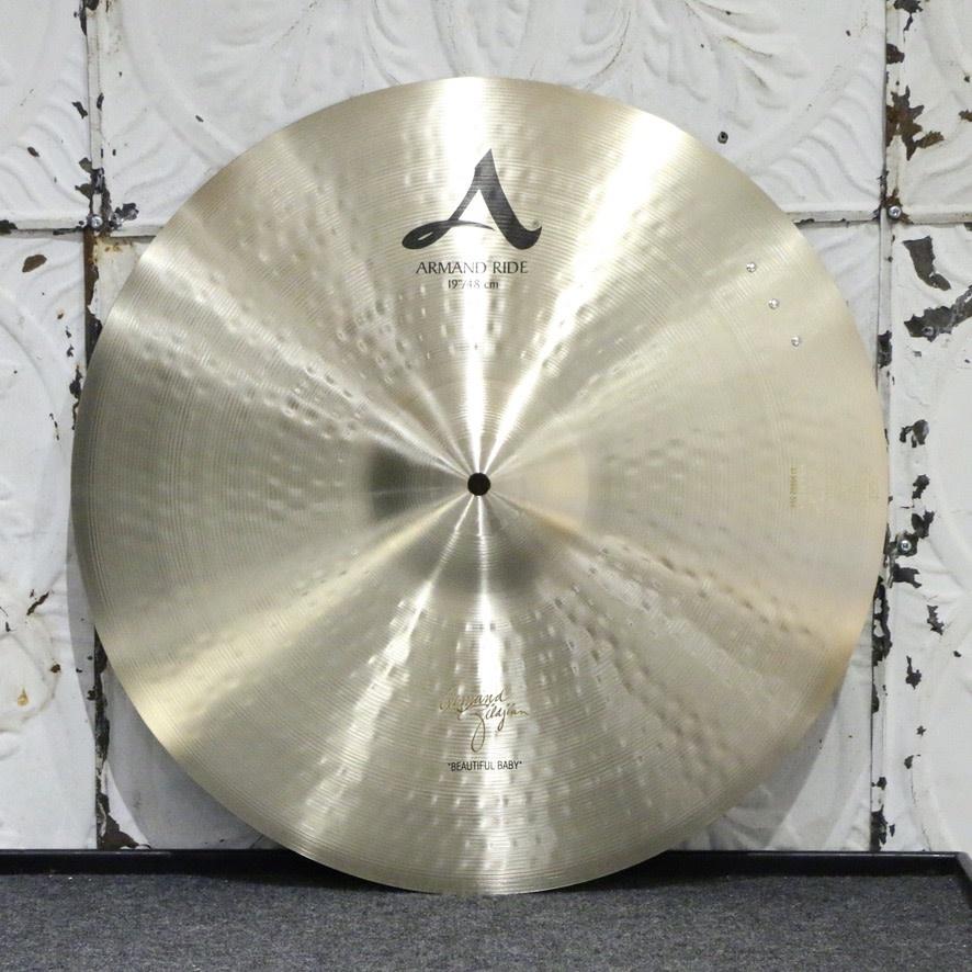 Zildjian Zildjian A Armand Beautiful Baby Ride Cymbal 19in (1826g)