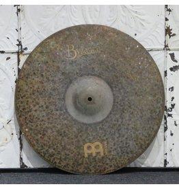 Meinl Cymbale crash usagée Meinl Byzance Extra Dry Thin 19po (1324g)