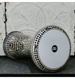 Meinl Meinl Percussion Artisan Edition Doumbek 8-3/4in - White Burl Mosaic Royale