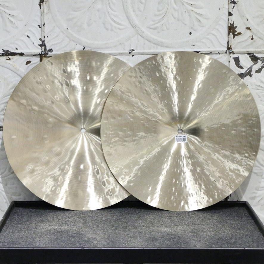 Meinl Meinl Byzance Vintage Sand Hi-hat Cymbals 16in (1062/1720g)