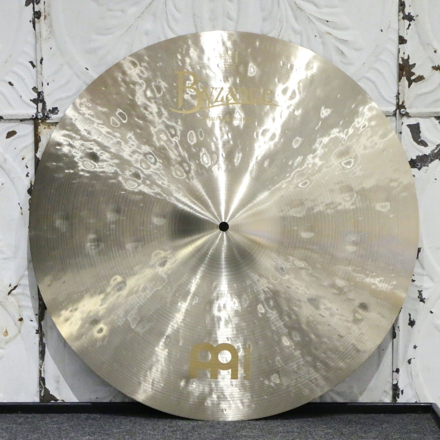 Meinl Meinl Byzance Jazz Extra Thin Ride Cymbal 20in (1620g)