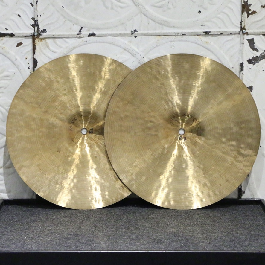 Istanbul Agop Istanbul Agop 30th Anniversary Hi-hat Cymbals 14in (676/724g)