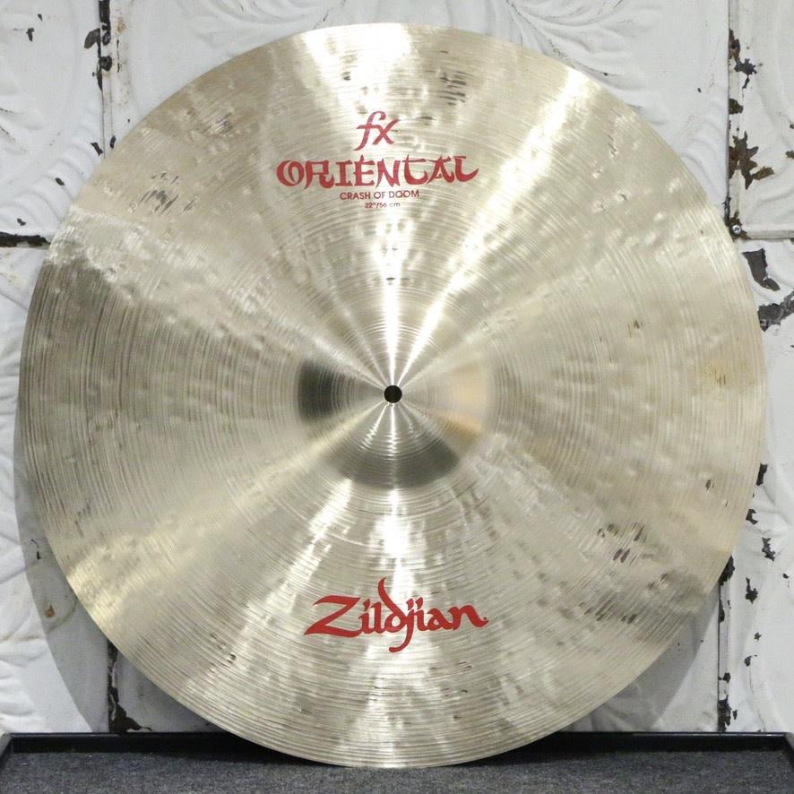 Zildjian Zildjian FX Oriental Crash Of Doom Cymbal 22in (2712g)