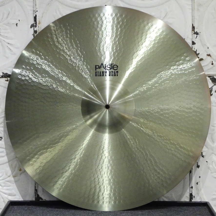 Paiste Paiste Giant Beat Crash/ride Cymbal 24in (2892g)
