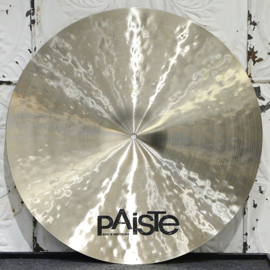 Paiste Paiste Masters Dark Ride Cymbal 22in (2596g)