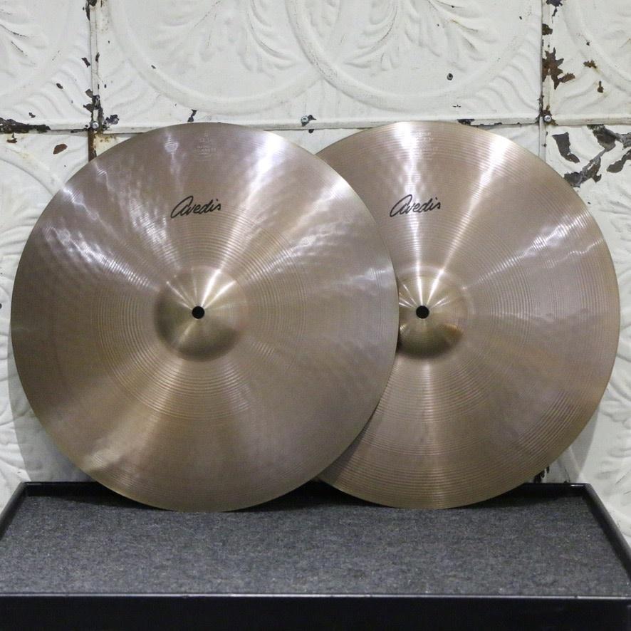 Zildjian Zildjian A Avedis Hi-Hat Cymbals 16in (1204/1540g)