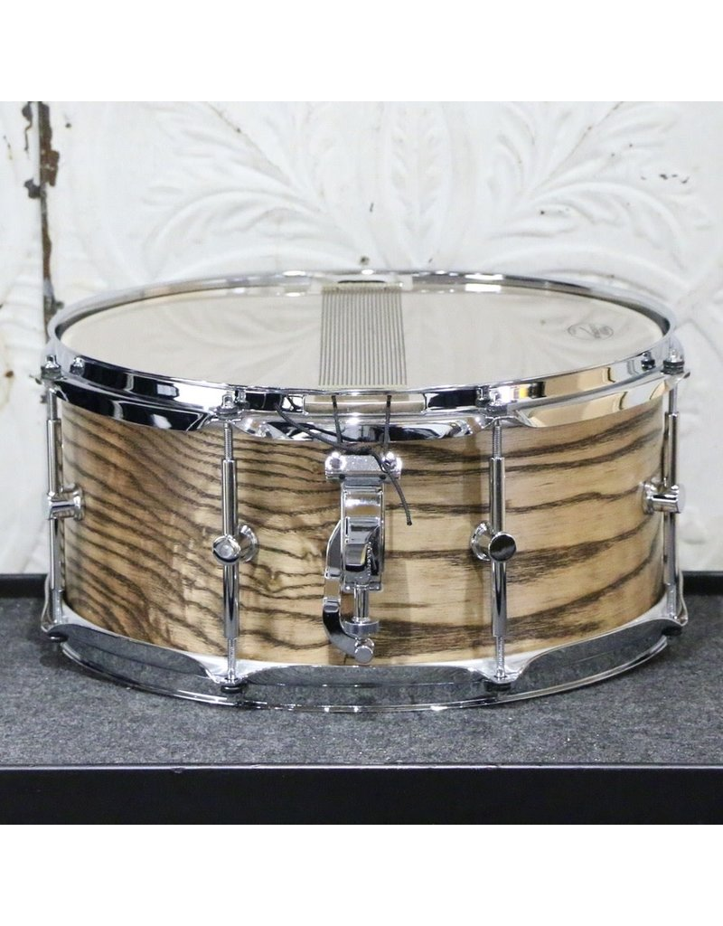 Canopus Canopus Ash Snare Drum 14X6.5in - Natural Oil