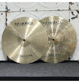 Istanbul Agop Istanbul Agop Jazz Hi-Hat Cymbals 14in (866/980g)