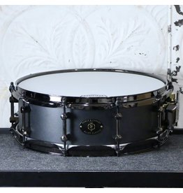 Noble & Cooley Noble & Cooley Alloy Classic Snare Drum 14X4.75po - Black