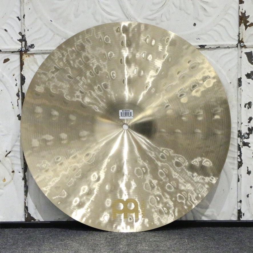 Meinl Meinl Byzance Dual Crash Cymbal 18in (1242g)