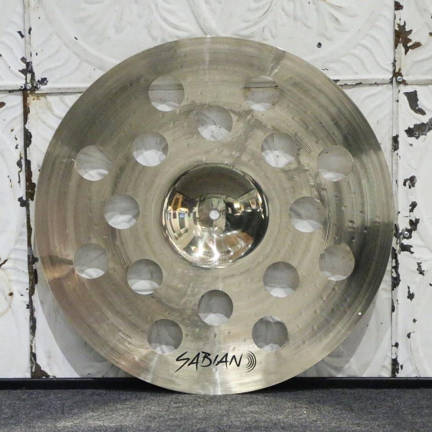 Sabian Sabian XSR O-Zone Crash Cymbal 18in (1156g)