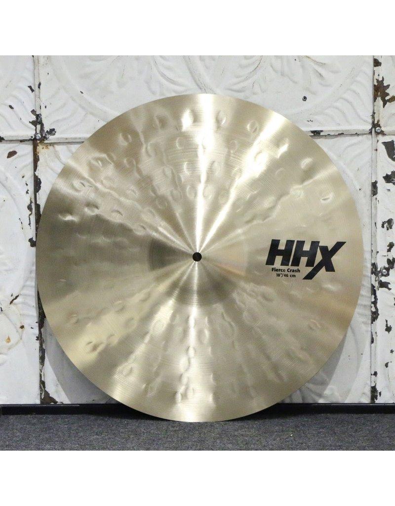 Sabian Sabian HHX Fierce Crash Cymbal 18in (1242g)