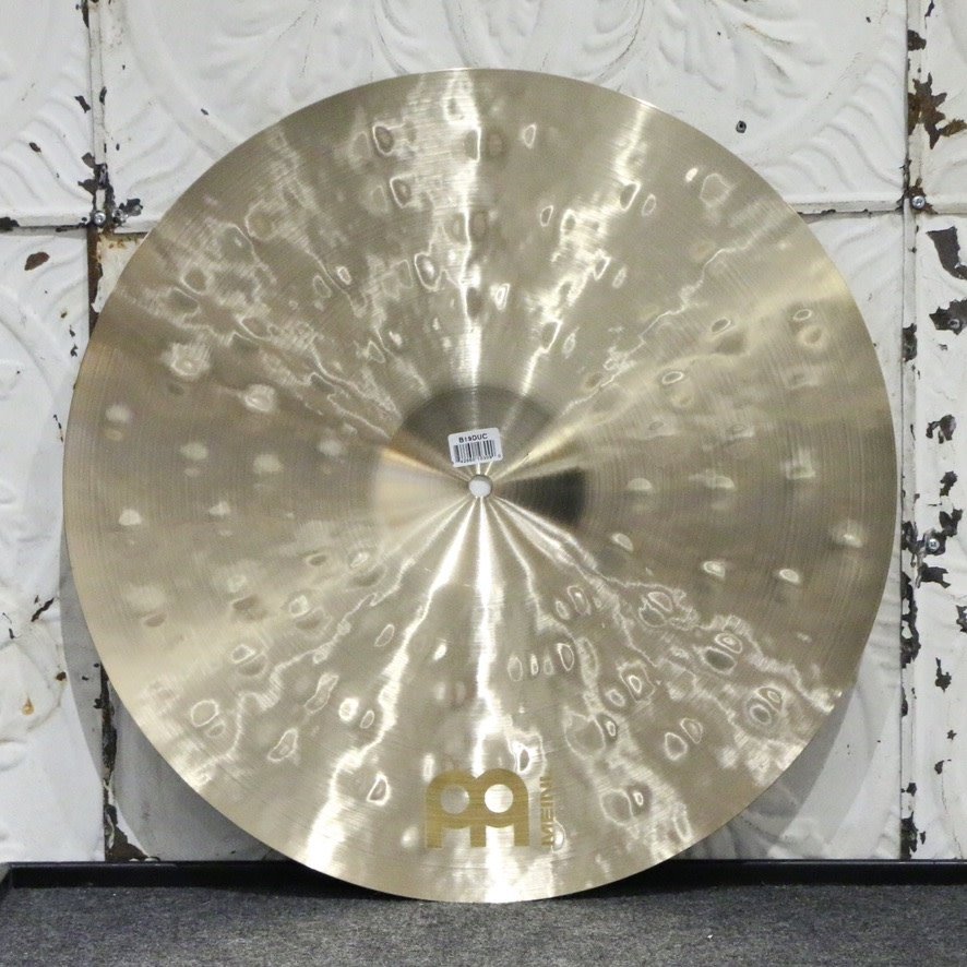 Meinl Meinl Byzance Dual Crash Cymbal 19in (1238g)