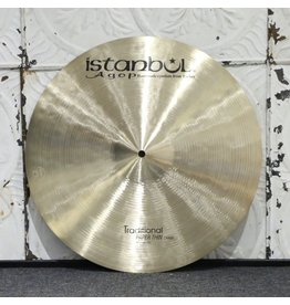 Istanbul Agop Cymbale crash Istanbul Agop Traditional Paper Thin 18po (1074g)