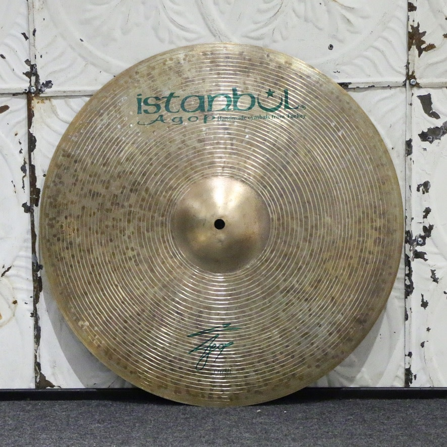 Istanbul Agop Istanbul Agop Signature Crash Cymbal 18in (1290g)