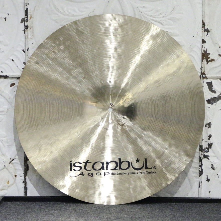 Istanbul Agop Istanbul Agop Traditional Jazz Ride Cymbal 20in (1756g)