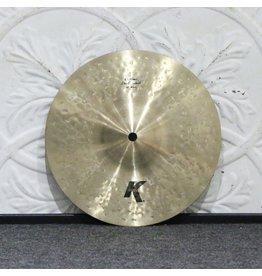 Zildjian Cymbale splash usagée Zildjian K Custom Dark 10po (296g)