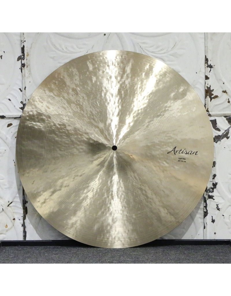 Sabian  Sabian Artisan Light Ride Cymbal 20in (2192g) - with bag
