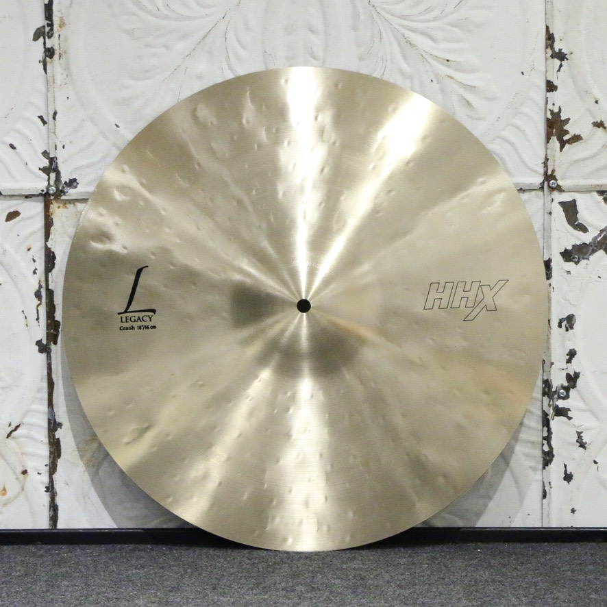 Sabian Sabian HHX Legacy Crash Cymbal 18in (1118g)