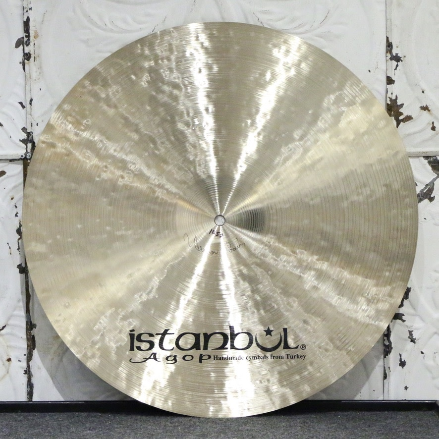 Istanbul Agop Istanbul Agop Mel Lewis 1982 Ride Cymbal 20in (1858g)