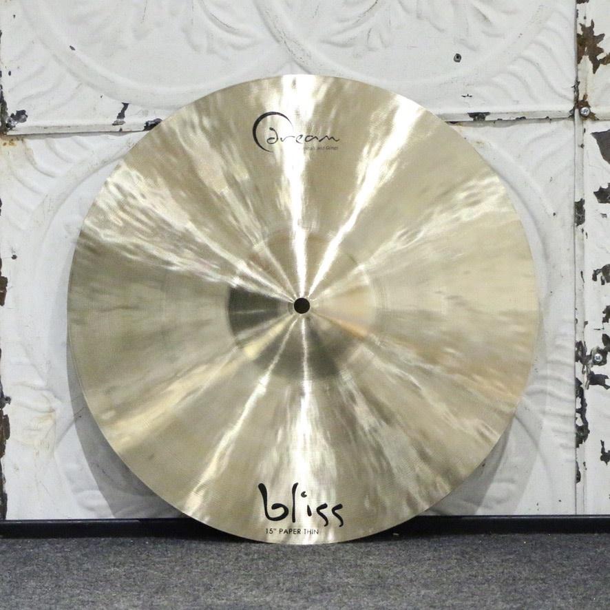 Dream Dream Bliss Paper Thin Crash Cymbal 15in (750g)