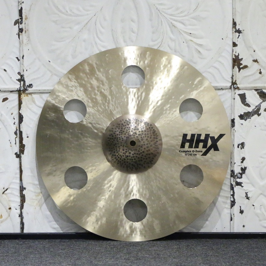Sabian Sabian HHX Complex O-Zone Crash 17in (976g)