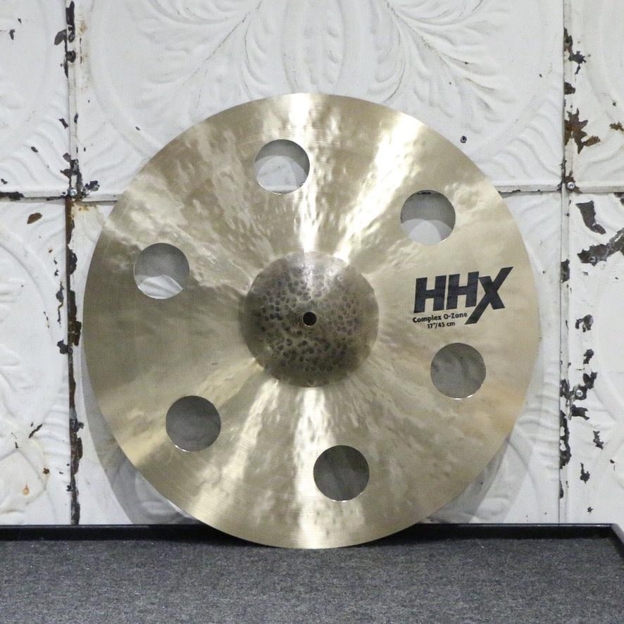 Sabian Sabian HHX Complex O-Zone Crash 17in (998g)