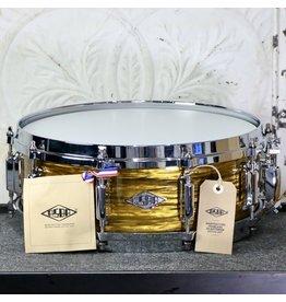 Asba ASBA Revelation Snare Drum 14X5in - Tiger Eye