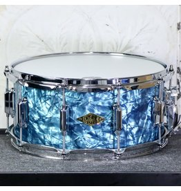 Asba ASBA Origine Snare Drum 14X6.5in - Saphir