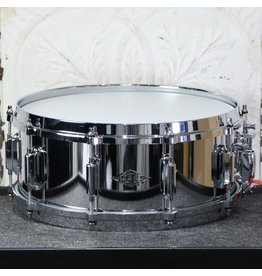 Asba ASBA Steel Loving You Snare Drum 14X5.5in
