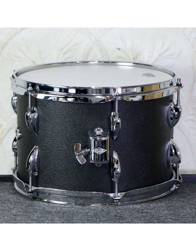 Asba ASBA Super Simone Studio Drum Kit 22-12-16in - Black Tolex