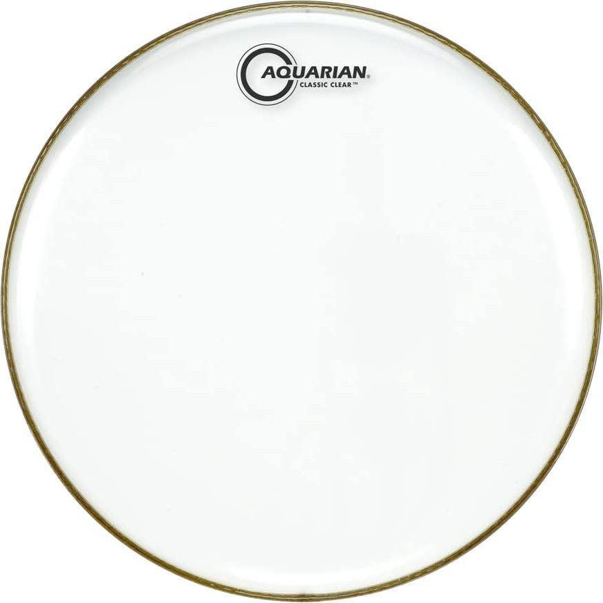Aquarian Aquarian Classic Clear Snare Side