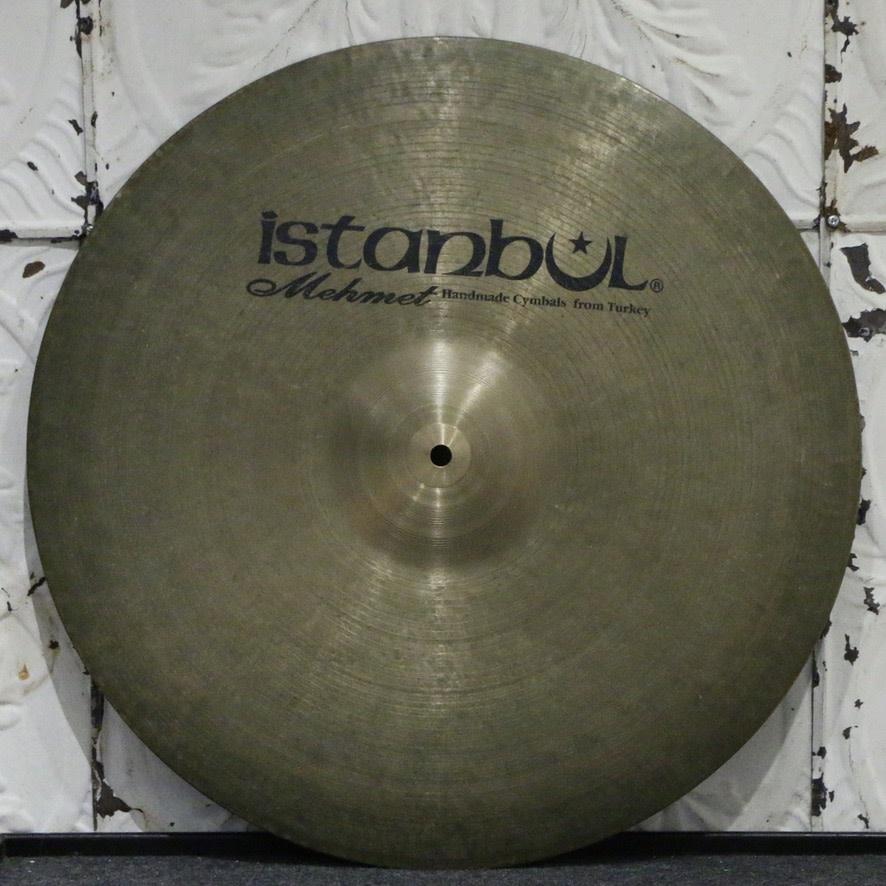 Istanbul Mehmet Used Istanbul Mehmet Jazz Ride 21in (2668g)