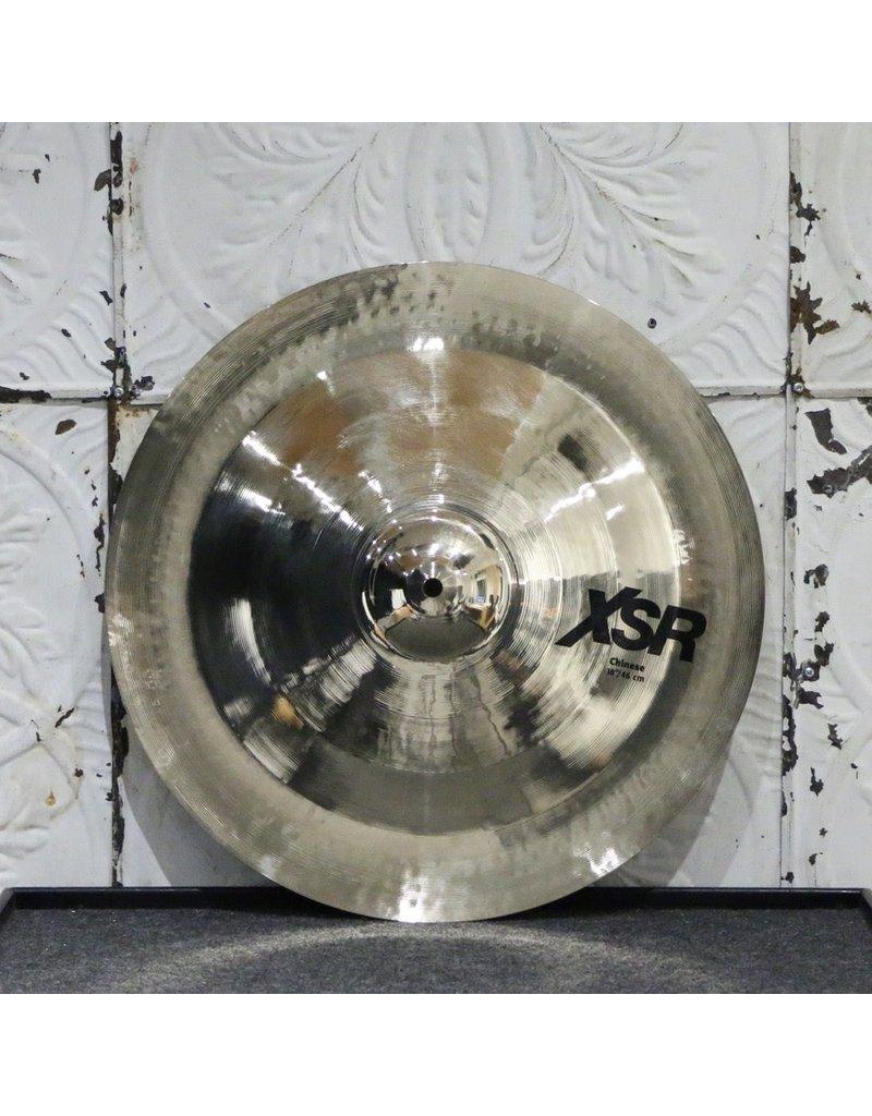 Sabian Sabian XSR Chinese Cymbal 18in (1204g)