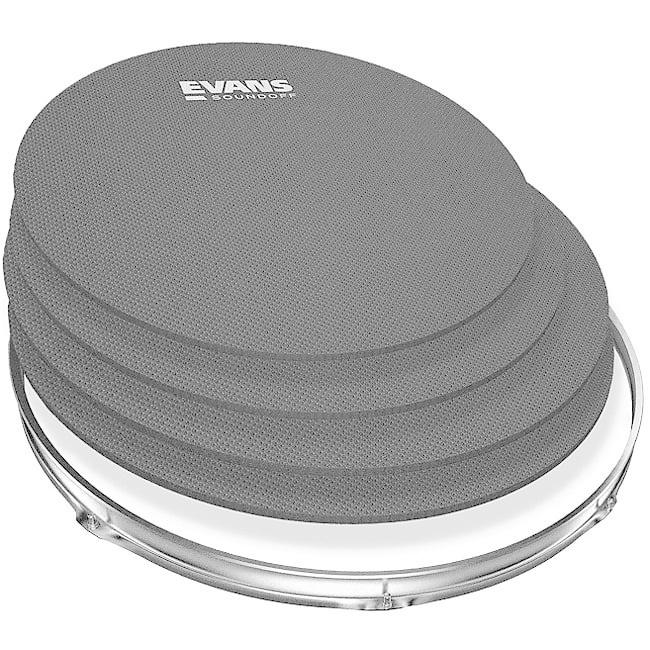 Evans Evans SoundOff Mute Pack 12-13-14-16in