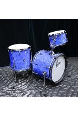 Gretsch Gretsch Catalina Club Drum Kit 18-12-14in - Blue Satin Flame